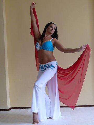 Открытый урок по Восточным танцам