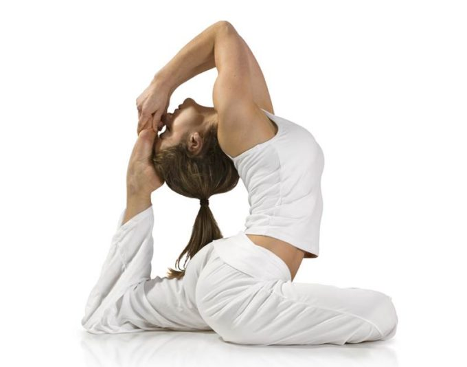 открытый урок по Йоге