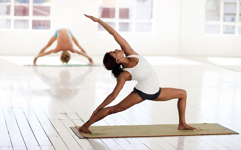 Йога в Отрадном