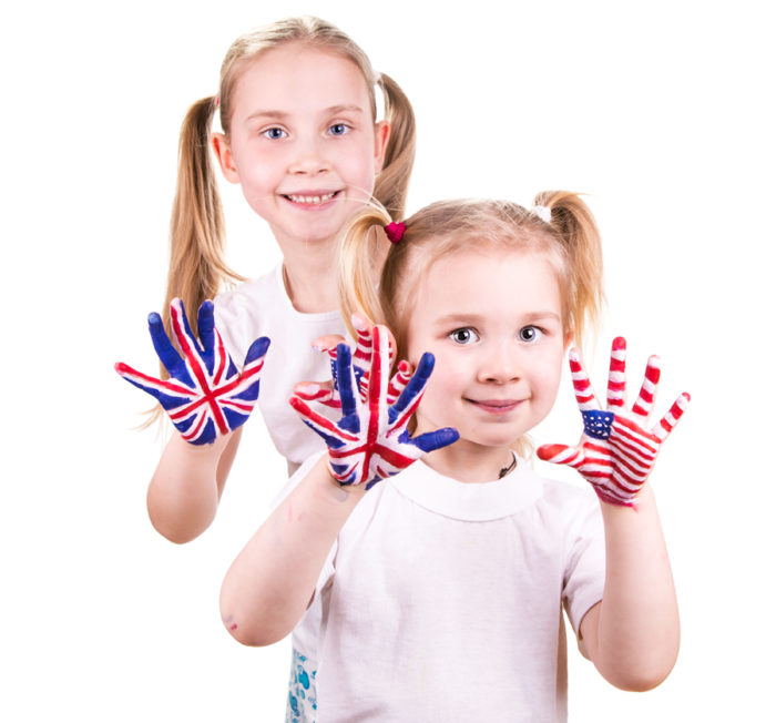 Английский язык для дошкольников
