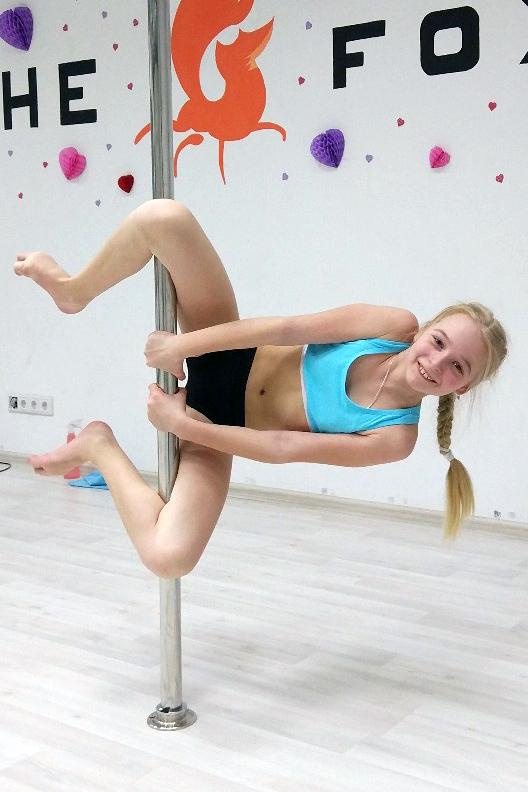 Pole Sport для детей